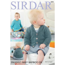 (SLX 4890 Sweater and Cardi)