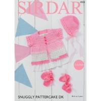 SLX 4920 Crochet Outfit