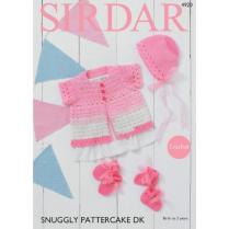 (SLX 4920 Crochet Outfit)