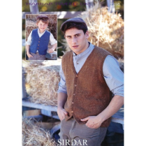 (S 7394 A Waistcoat for Men and Boys)