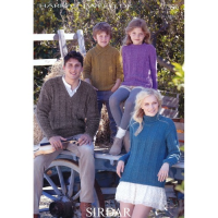 S 7396 A Family Sweaters