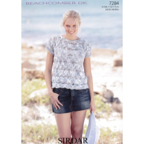 (S7284 Woman's and Girl's Tops)