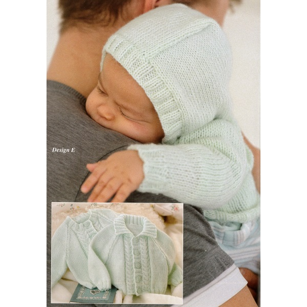 Early Arrivals No 2 by Sirdar Sirdar Knitting Pattern Book 301