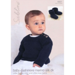 6051 Little Henley Crew and boots