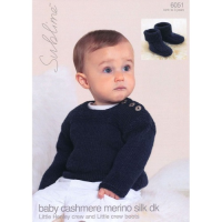 SubL 6051 Little Henley Crew and boots
