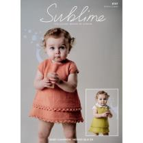 (SUBL6141 Dress and Pinafore)