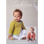 SubL 6135 Babys Cardi