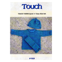 (TY019 Quick and Easy Kids Set)