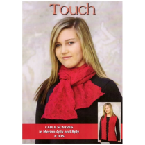 (TY035 Cable Scarf)