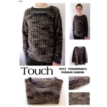 (TY072 Fisherman's Possum Jumper)