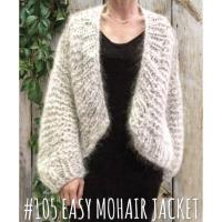TY105 Easy Mohair Jacket