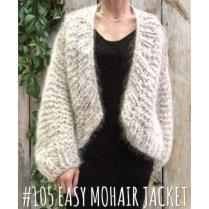 (TY105 Easy Mohair Jacket)