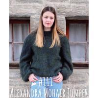 TY111 Alexandra Mohair Jumper