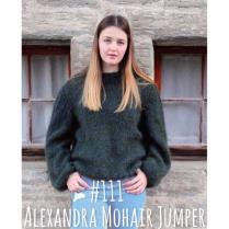 (TY111 Alexandra Mohair Jumper)