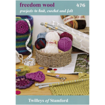 (476 Freedom Wool Projects)