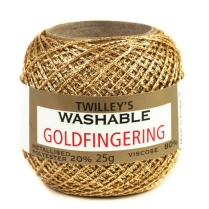 (Goldfingering 4 Ply)