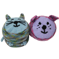 (Cat or Dog Beanie Kit)