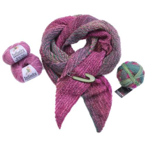 (Suri Magic Scarf Kit)